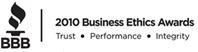 Basement Systems Calgary Inc 2010 Business Ethics Award Honourable Mention
